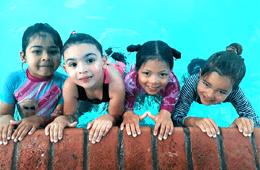 Aqua Swim Tots & Tods