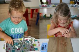 Little Stars Montessori School