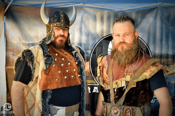 A Viking Thing