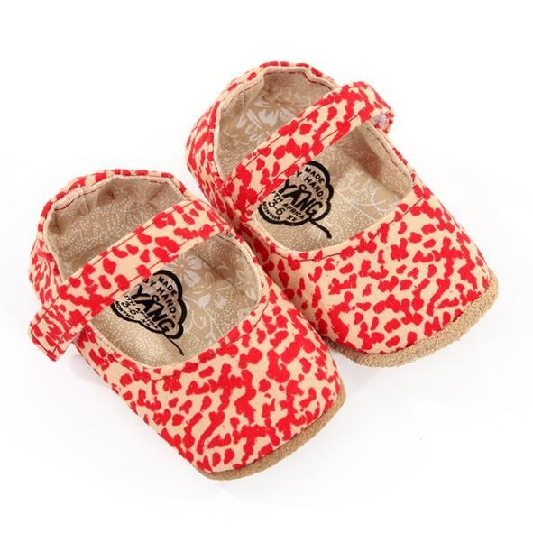 Mary Jane / Girls - Speckled Red