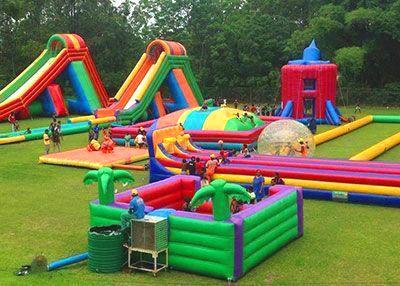 Inflatables Fun Day - Pietermaritzburg