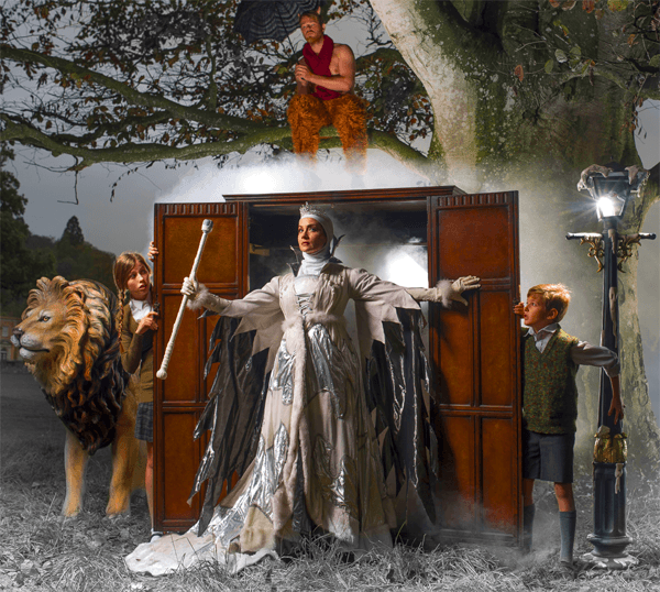 The Lion, The Witch & The Wardrobe