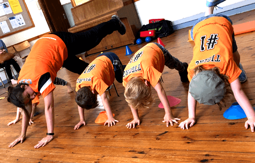 Tumbling Tigerz Specialized Child Development