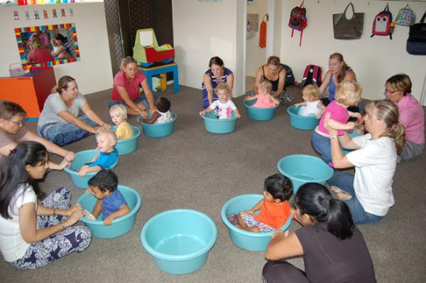 Moms and Tots Group