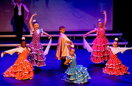 Montoya Spanish Dance Academy and Theatre