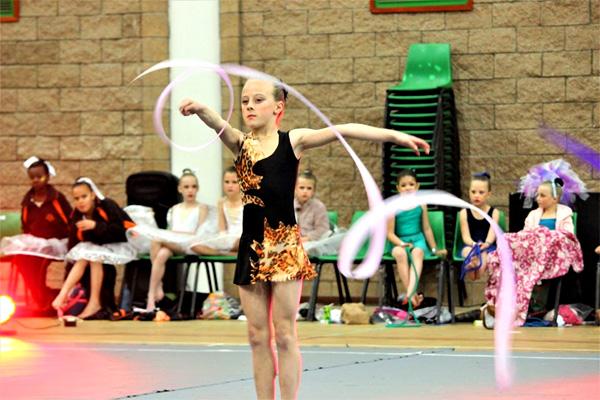 Ibhayi Rhythmic Gymnastics Club