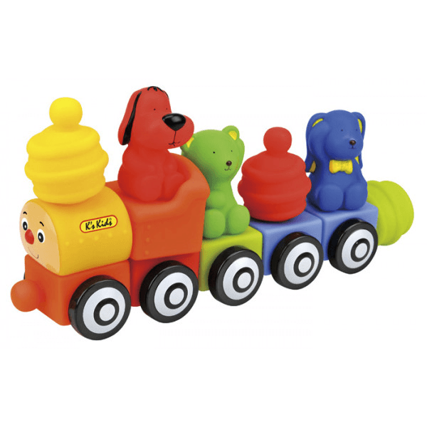 Popbo Train Set