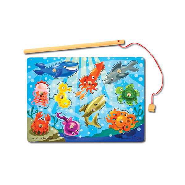 Fishing Game - Magnetic Puzzle