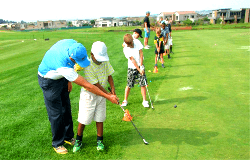 Big Five Golf Kids