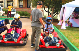 Mini-Trac-Karting
