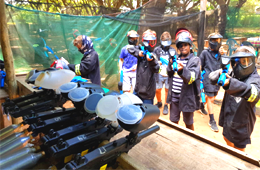 S.W.A.T Laser Tag Games