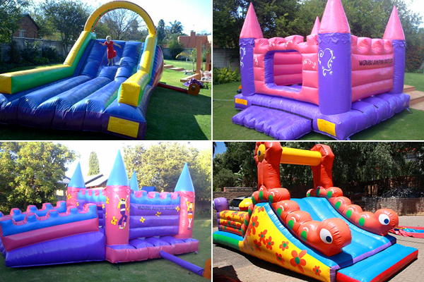 Wizards Jumping Castles