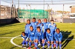 Soccer Schools Holiday Camp
