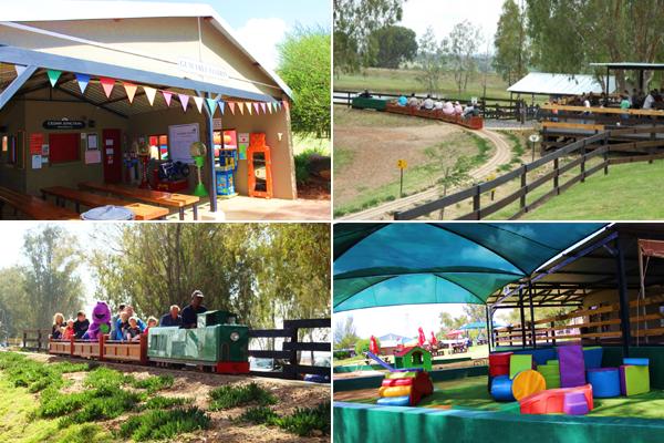 Cedar Junction - Train Theme Park