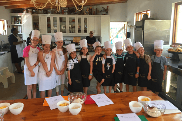 Olive Branch Cookery School