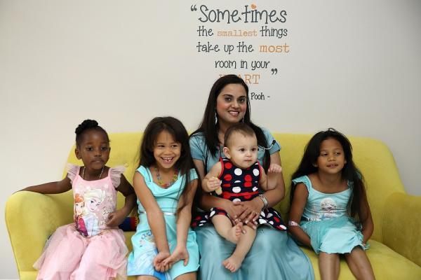 Dr Ashmika Gokhul Specialist Paediatrician