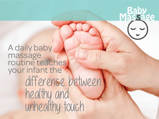 Baby Massage - Did You Know?