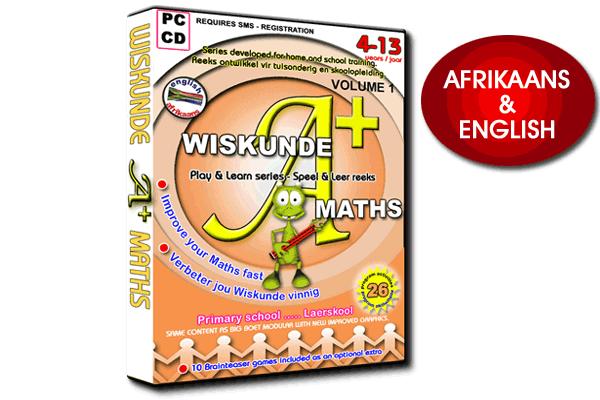 A+ MATHS / WISKUNDE VOLUME 1