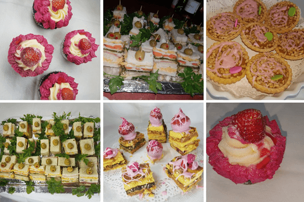 Kids Party Cakes & Catering