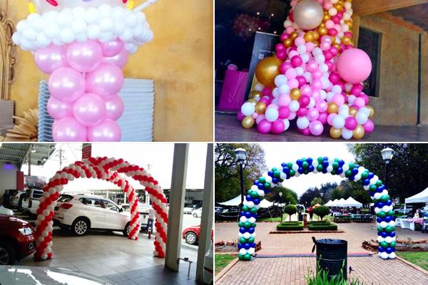 Cosmo Balloons Pretoria