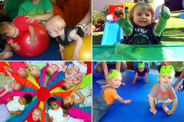 Toptots Mother and Child Workshop
