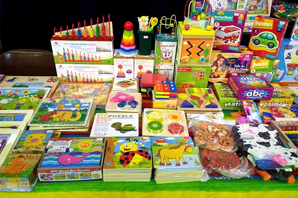 RDR Distributors - Educational Products