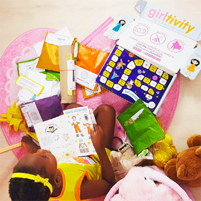 Girltivity - Subscription Box