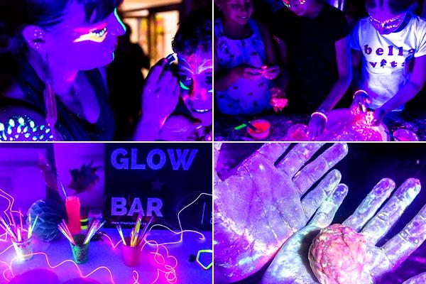Neon Glow Parties
