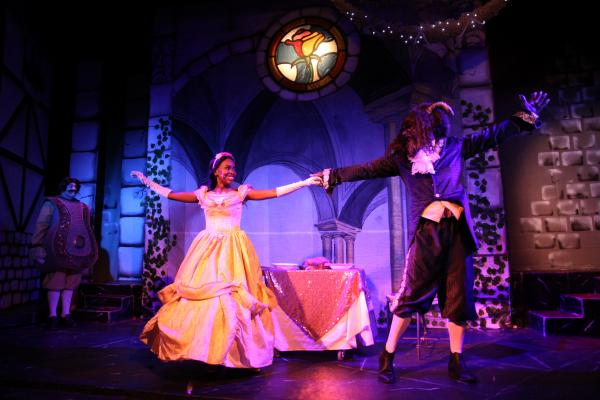 Peoples Theatre - Beauty and the Beast Jr