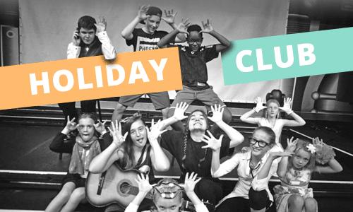 Drama Dynamics - December Holiday Club