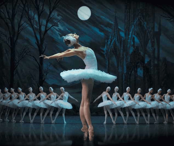 Swan Lake by St Petersburg Ballet